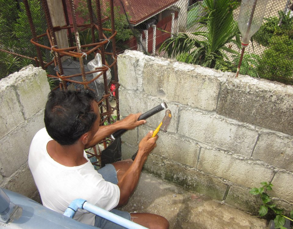 working in philippines